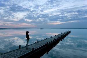 Solitude and gratitude
