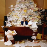 Find Time to Deal with Your Paper-Just Ask Paula (or Maggie)!