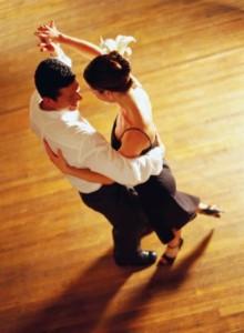 dance - two dancers