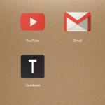 Google Chrome New Tab