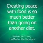 Peace with Food