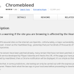 Chromebleed