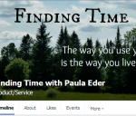 On-Line and Losing Time? Use Time Plans and Boundaries to Find Time
