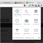 Chrome Extension to Help You De-Clutter and Find Time
