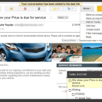 Tasks and Events from Gmail