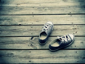 Sneakers on Deck