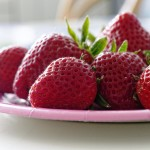 Strawberries-Choosing to Savor