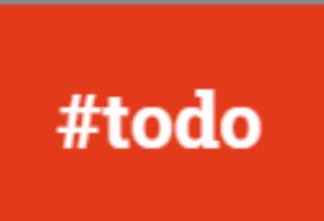 HashtagToDo