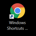 Windows Shortcuts to Power Your On-Line Time