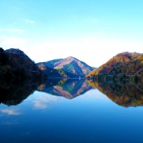 Mountain Reflections on Endings