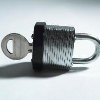 Padlock and Key Password Manager