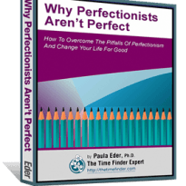Perfectionistic Poison: You're So Perfect … and I'm Not
