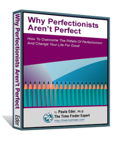 Perfectionistic Book Cover