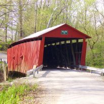 covered bridge transitional times