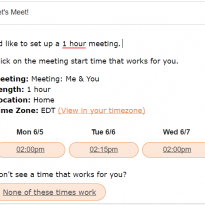 Assistant.to Offers Some Powerful Scheduling Mojo for Gmail Users