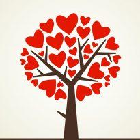 heart-based success tree