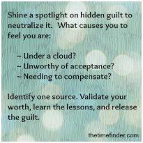 Hidden Guilt