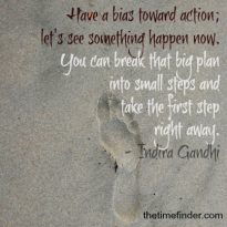 Small Steps Quote