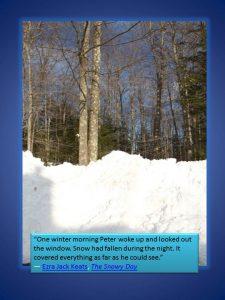 snow piles preparation helps