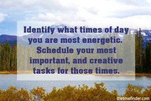 Creative Tasks