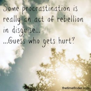 Procrastination questions
