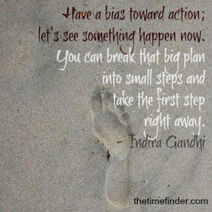 Take Action - Stop Procrastinating