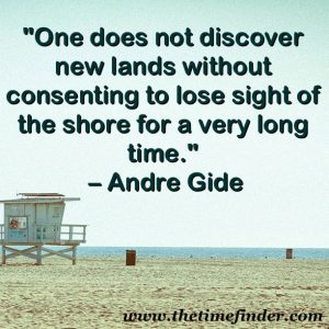 Discover new lands quote