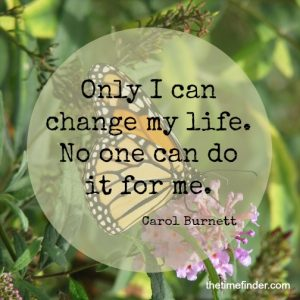 change my life -- more confidence