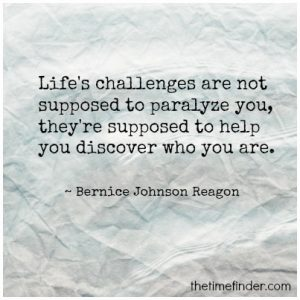 challenges your path to power